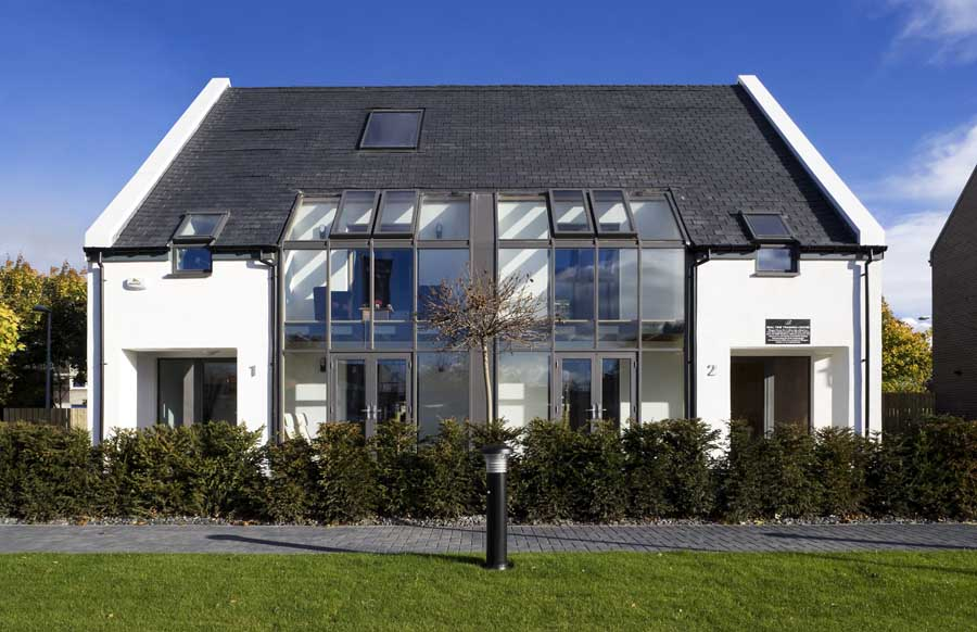 the glasgow house prp architects scottish home
