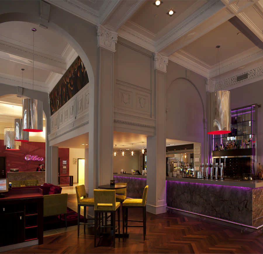 Hotel indigo boutique hotels in glasgow glasgow city for Design hotel glasgow
