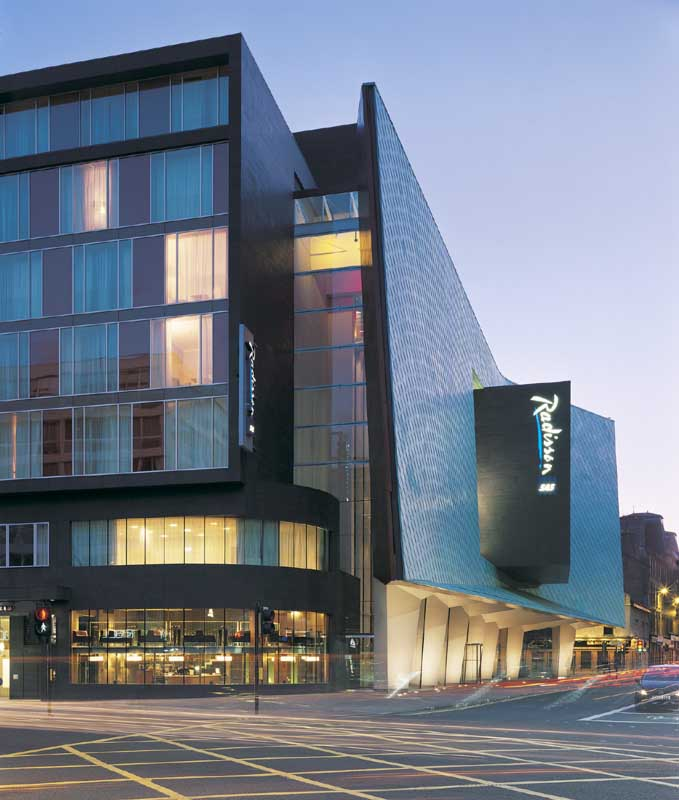 Radisson hotel glasgow scotland for Radisson hotel