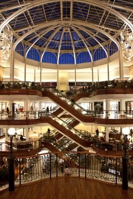 Princes Square Shopping Centre