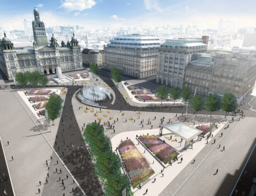 George Square Glasgow, Revamp – Redevelopment