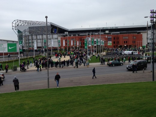Celtic Park Glasgow