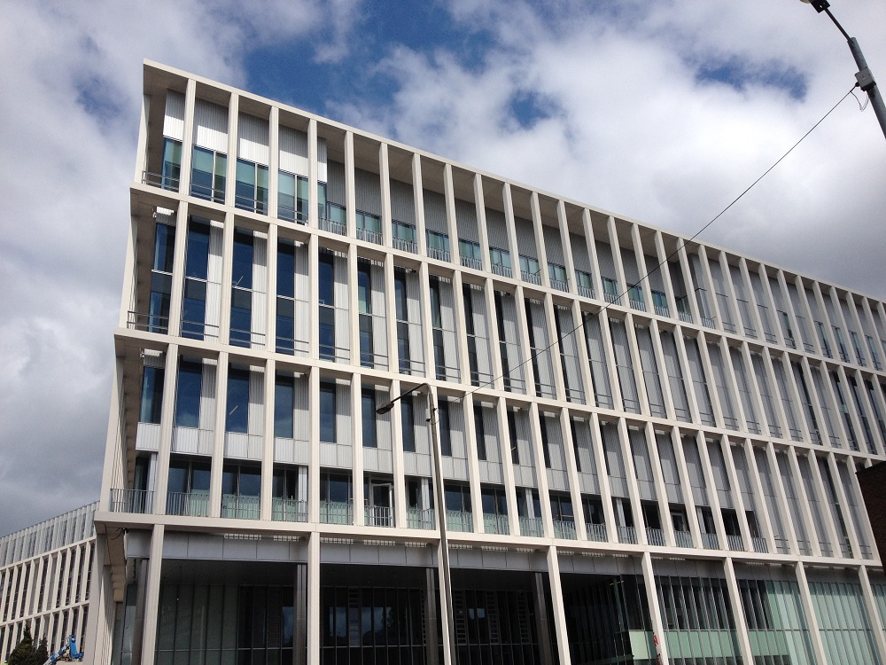The City Of Glasgow College Architecture Building